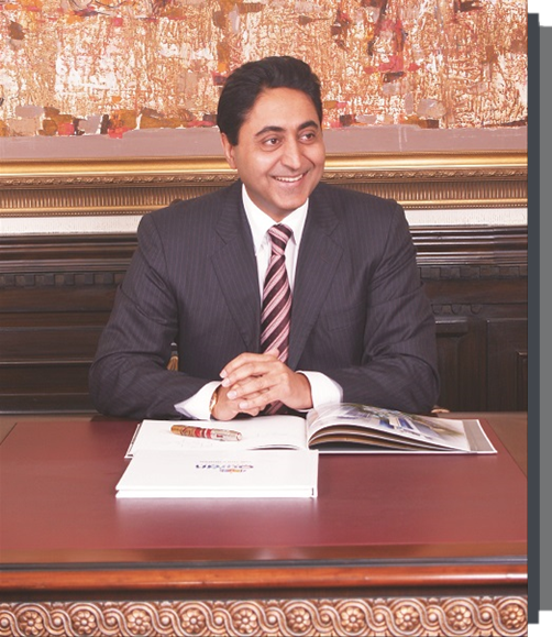 Senator Waqar Ahmed Khan – Chairman WAKGROUP